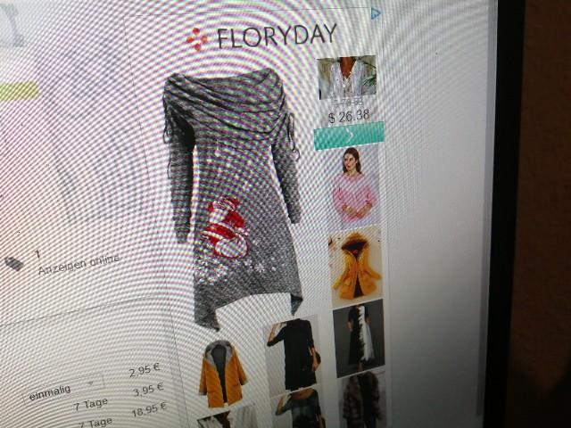Floryday Mode Shop Erfahrung - Lothar´s Low Level Content Blog